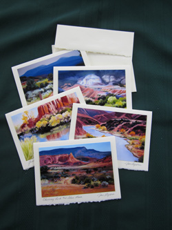 Southwest Note Cards